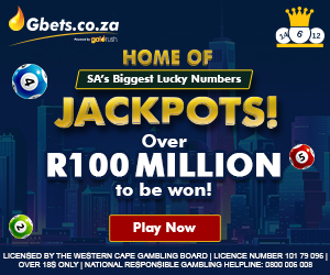 GBets Jackpots 300x250 ROS