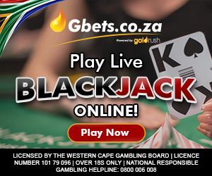 GBets Blackjack 300x250 ROS