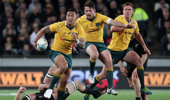 England v Australia International Rugby Preview